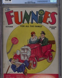 The Funnies (1936 series) #1
