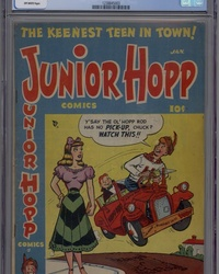 Junior Hopp Comics (1952 series) #1