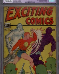 Exciting Comics (1940 series) #v1#1 (1)