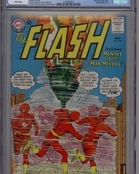 The Flash (1959 series) #144