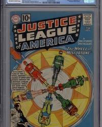 Justice League of America (1960 series) #6