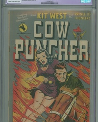Cow Puncher Comics (1947 series) #5