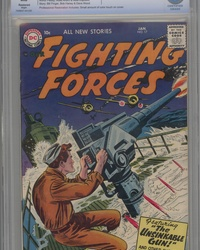 Our Fighting Forces (1954 series) #17