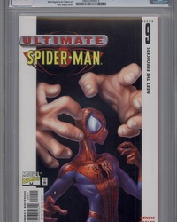 Ultimate Spider-Man (2000 series) #9