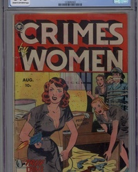 Crimes by Women (1948 series) #14