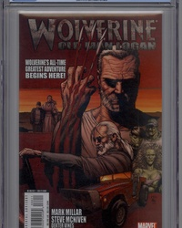 Wolverine (2003 series) #66 [McNiven Cover]