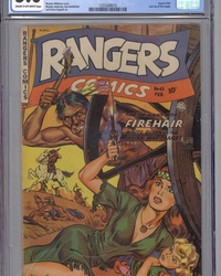 Rangers Comics (1942 series) #63