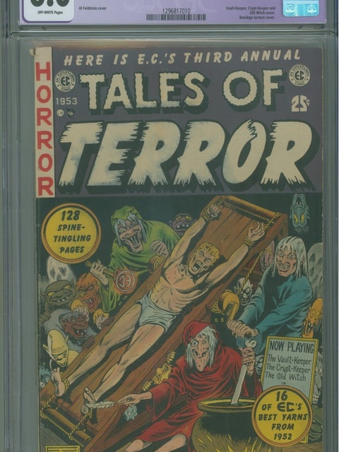 Tales of Terror Annual (1951 series) #3