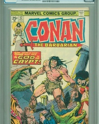 Conan the Barbarian (1970 series) #52 [Regular Edition]