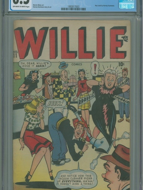 Willie Comics (1946 series) #11