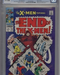 The X-Men (1963 series) #46