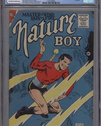 Nature Boy (1956 series) #5