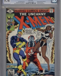 The X-Men (1963 series) #124 [Direct Edition]
