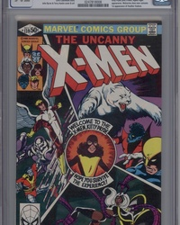 The X-Men (1963 series) #139 [Direct Edition]
