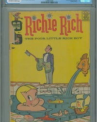 Richie Rich (1960 series) #1