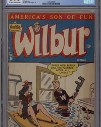 Wilbur Comics (1944 series) #8