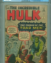The Incredible Hulk (1962 series) #2 [Regular Edition]