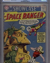 Showcase (1956 series) #16