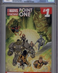 All-New Marvel Now! Point One (2014 series) #1