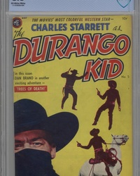 Charles Starrett as the Durango Kid (1949 series) #5
