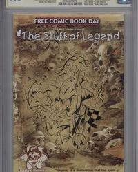 The Stuff of Legend / City of Bones [Free Comic Book Day Edition] (2010 series)