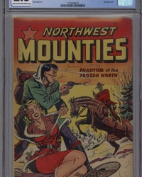Northwest Mounties (1948 series) #3