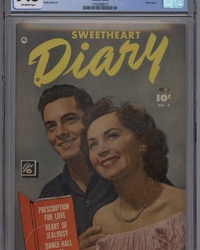 Sweetheart Diary (1949 series) #3