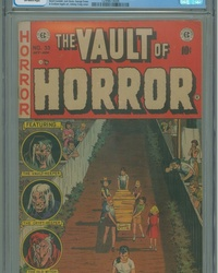 Vault of Horror (1950 series) #33
