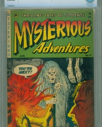 Mysterious Adventures (1951 series) #14